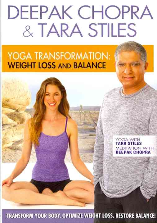 DEEPAK CHOPRA YOGA TRANSFORMATION:WEI BY CHOPRA,DEEPAK (DVD)