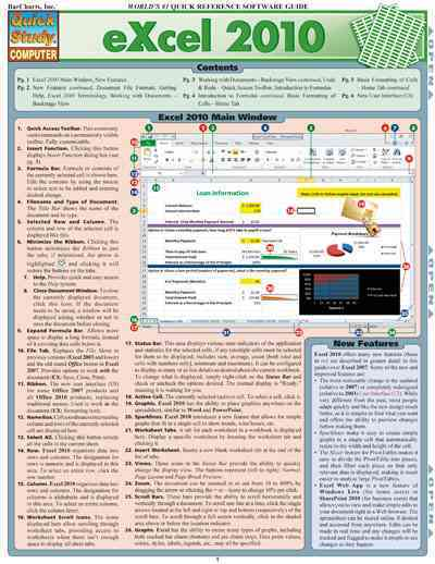 Excel 2010 By Barcharts, Inc. (COR)